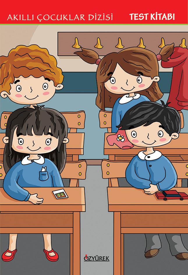 Akıllı Çocuklar Test Kitabı