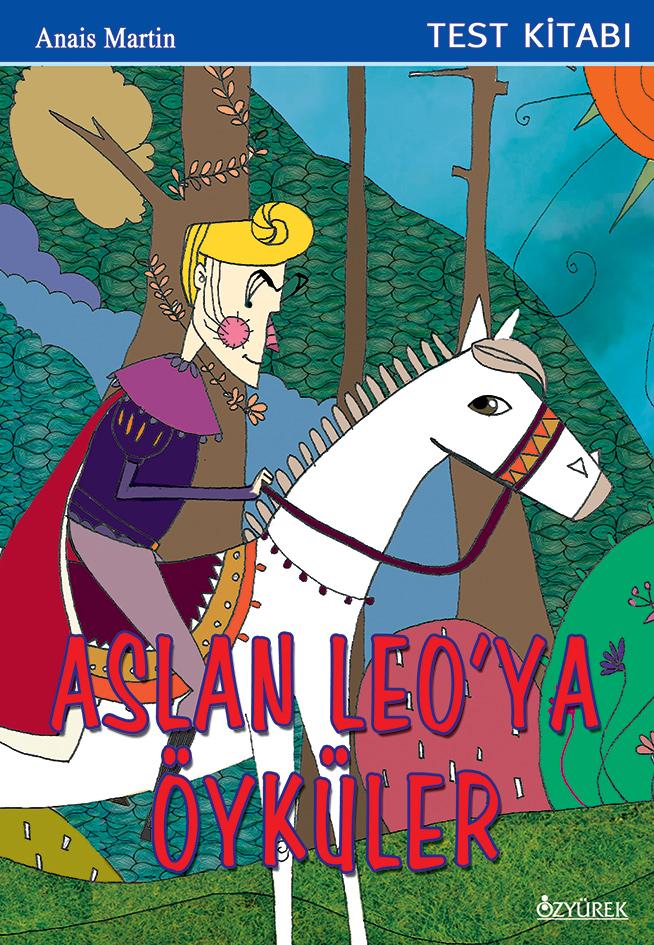 Aslan Leo Test Kitabı