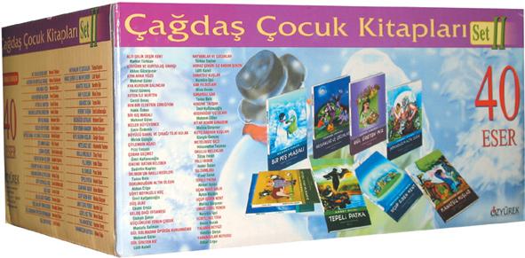 Çağdaş Çocuk Kitapları #2 (40 Kitap)