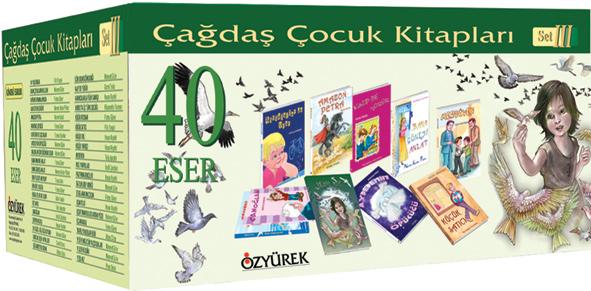 Çağdaş Çocuk Kitapları #3 (40 Kitap)