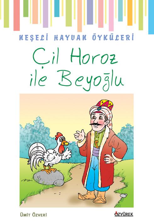 Çil Horoz ile Beyoğlu