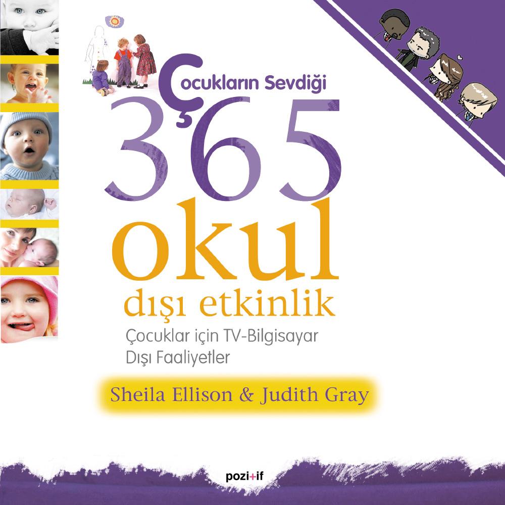 Çocukların Sevdiği 365 Okul Dışı Etkinlik