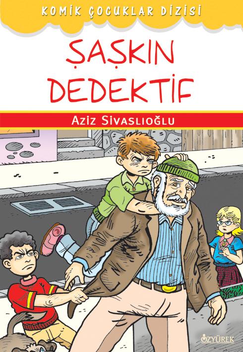 Komik Çocuklar ve Şaşkın Dedektif