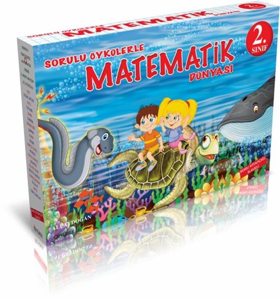 Matematik Dünyası 2.sınıf (10 Kitap + Test İlaveli)