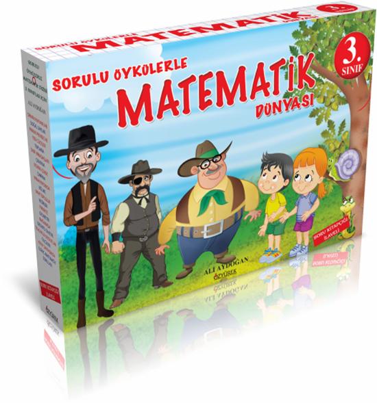 Matematik Dünyası 3.Sınıf (10 Kitap + Test İlaveli)