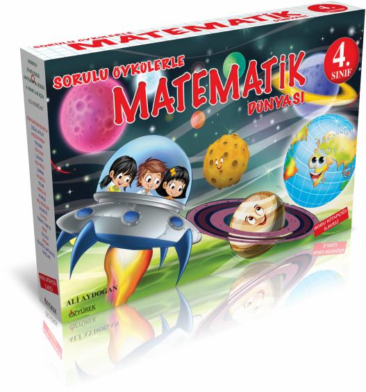 Matematik Dünyası 4.Sınıf (10 Kitap + Test İlaveli)