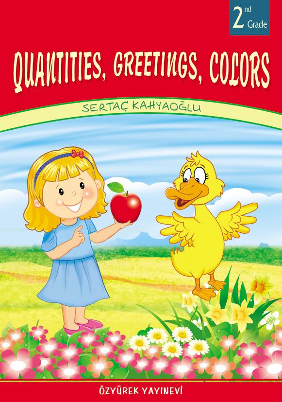 Quantities, Greetings, Colors