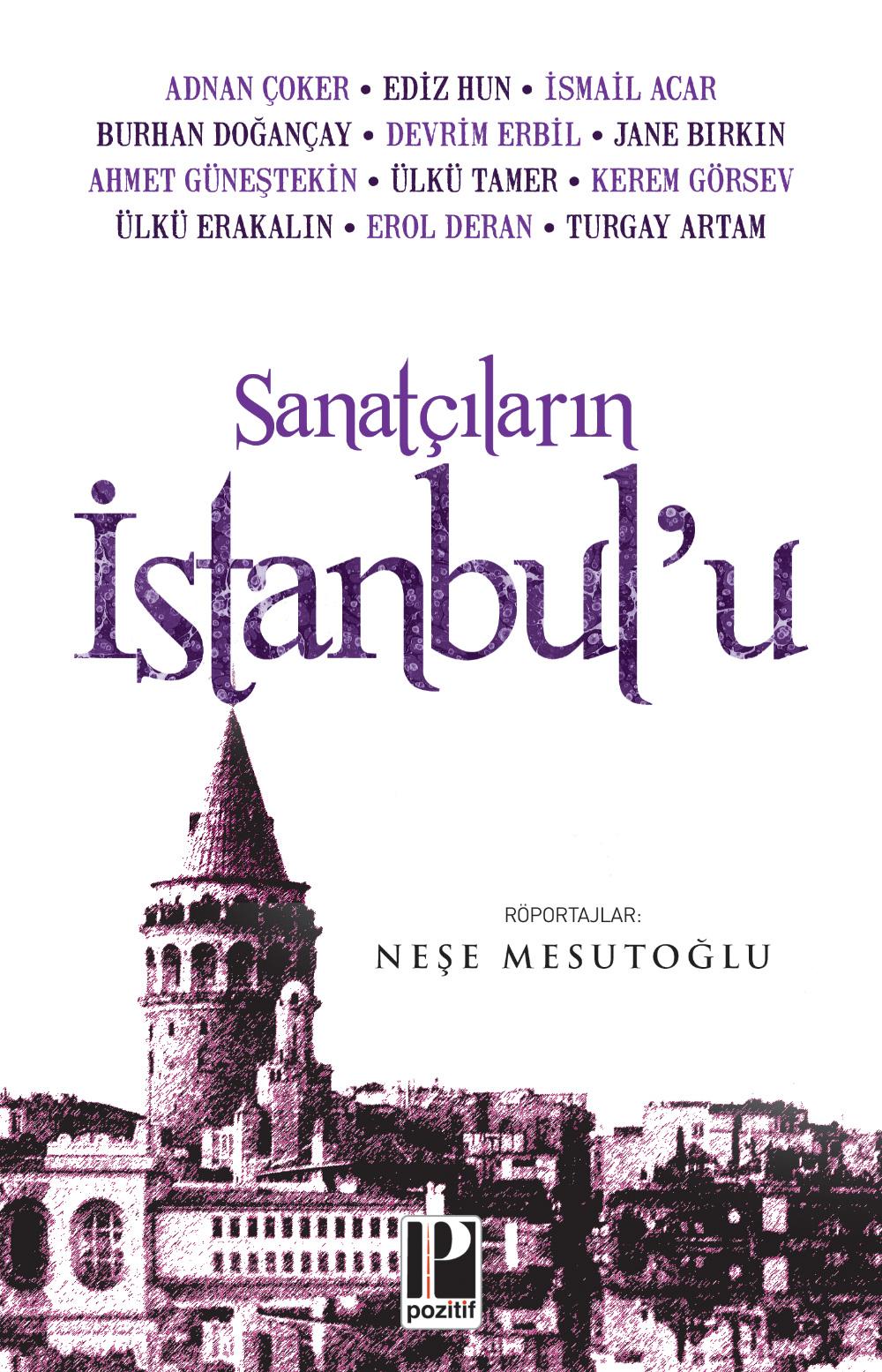 Sanatçıların İstanbul