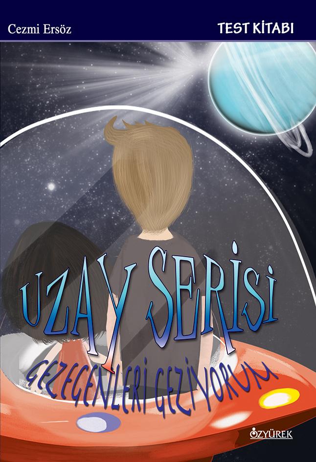 Uzay Serisi Test Kitabı