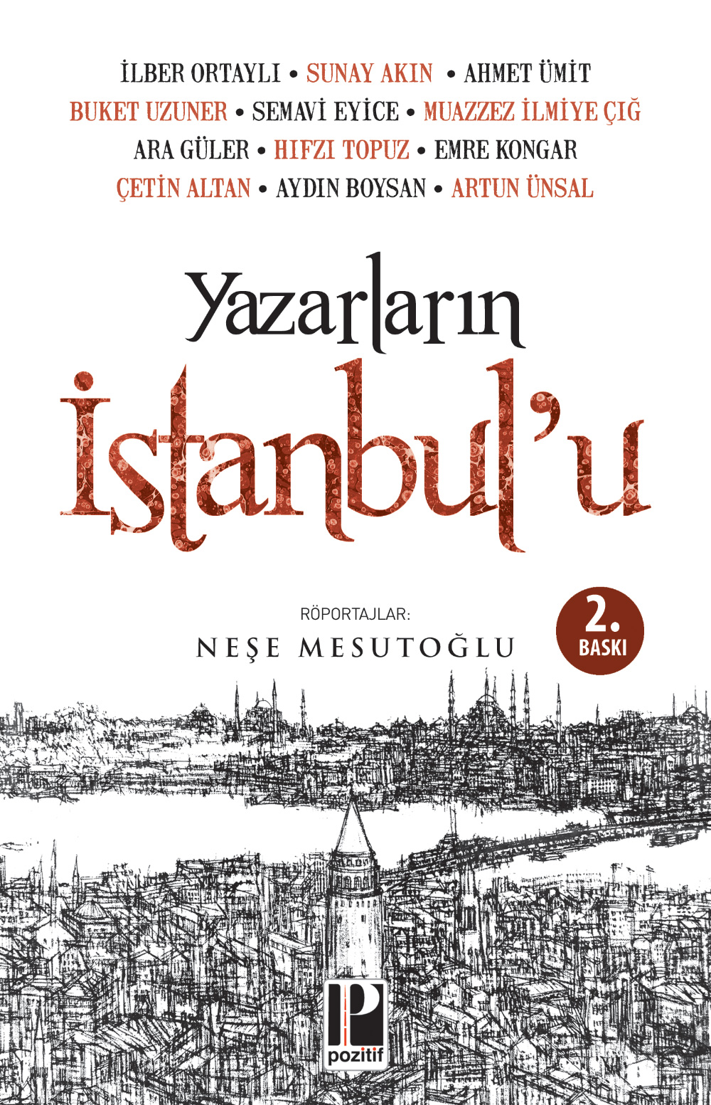 Yazarların İstanbul
